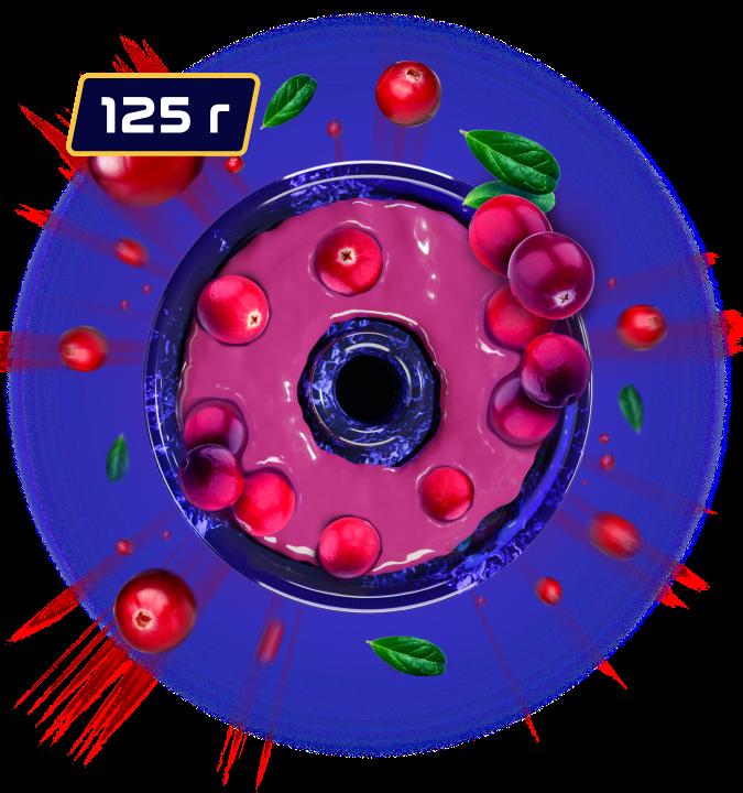 CRANBERRY STRIKE — 125г