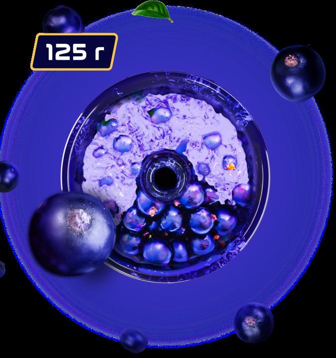 MOON BLACKCURRANT — 125г