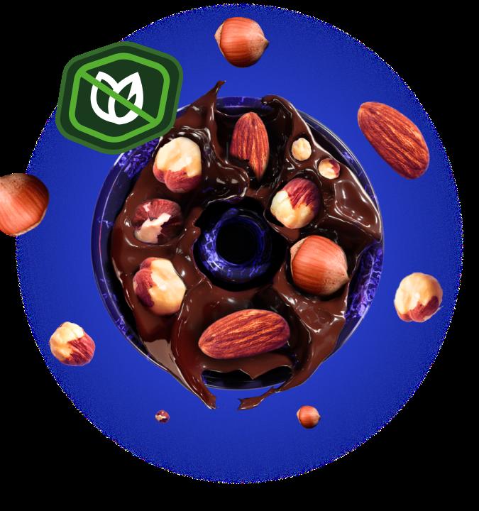 NUTS RAIN — ZERO — 30г