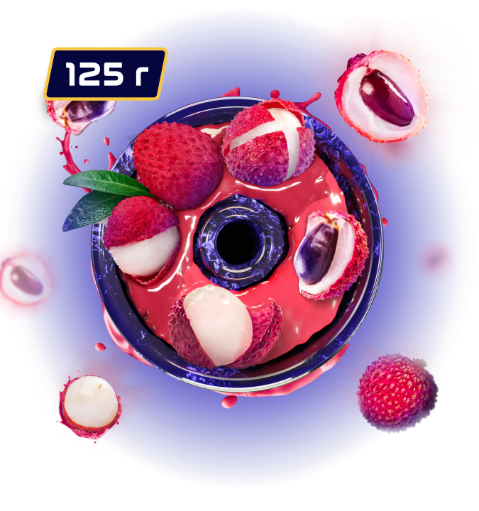 LYCHEE KING — 125г